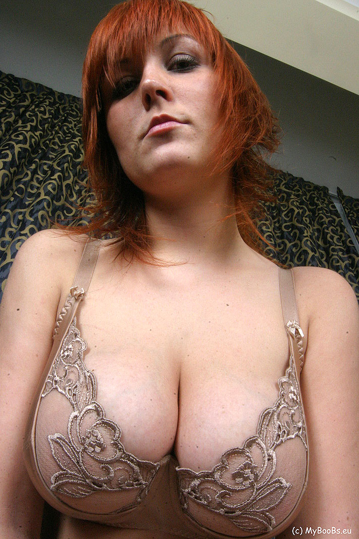 Think, big tits in bra mature for